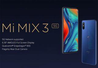 Xiaomi Mix 3 5G