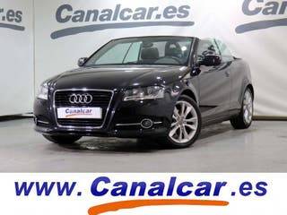 Audi a3 Cabrio 1.6 TDI Ambition 105CV