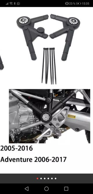 protector chasis bmw r1200gs lc 2013 a 2020