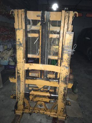 Toro hidráulico eléctrico tractor