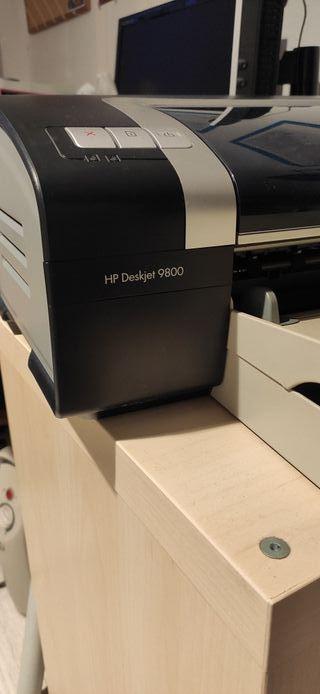 Impresora HP deskjet 9800