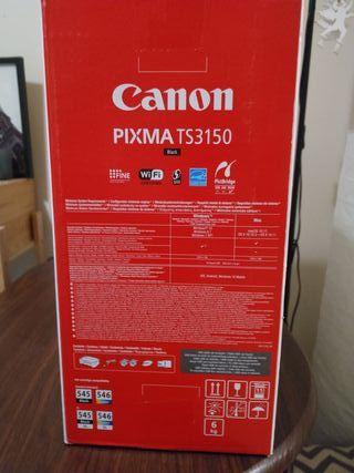 Impresora nueva Canon PIXMA TS3150