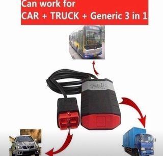 Maquina de diagnosis vehiculos multimarca