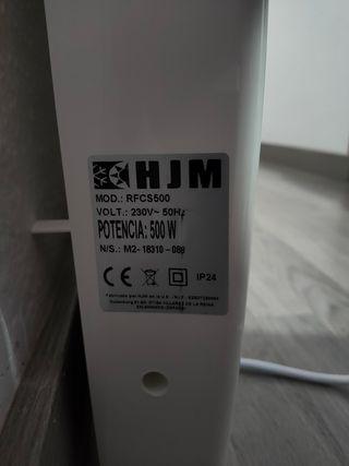 emisor térmico ceramico