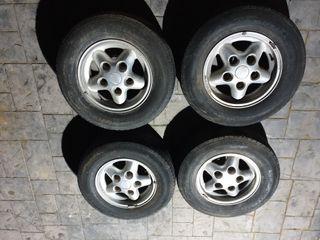 Ruedas Land Rover Discovery 1