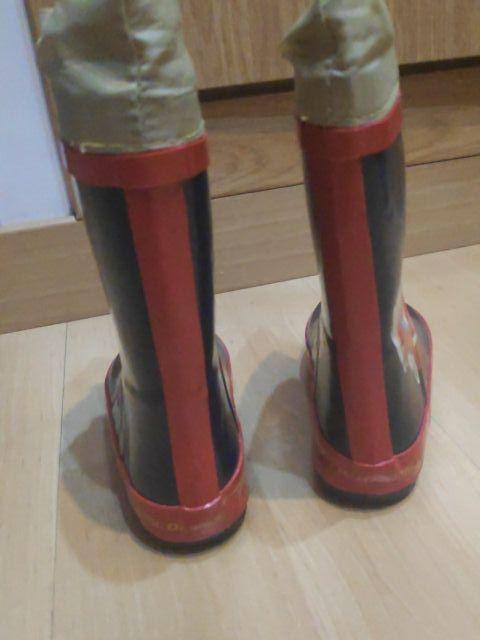 Botas agua cars 24
