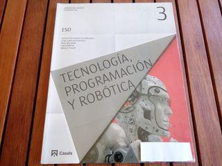 3º ESO. TECNOLOGIA PROGRAMACION y ROBOTICA. CASALS