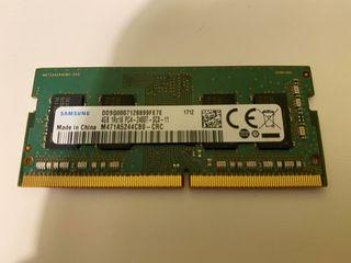 Sodimm ddr4 2666mhz Samsung