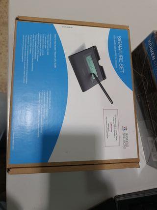 tableta firma Wacom stu 300b