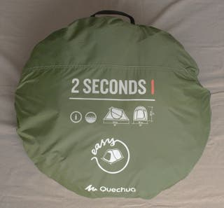 Tienda campaña Quechua 2 seconds individual