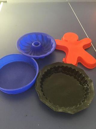 Kit de moldes de pastelería