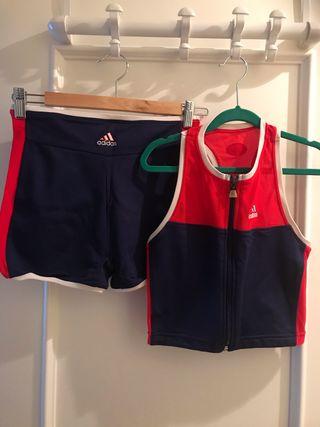 Shorts / pantalón corto y camiseta correr running