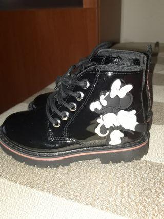 Lote botas niña N:25