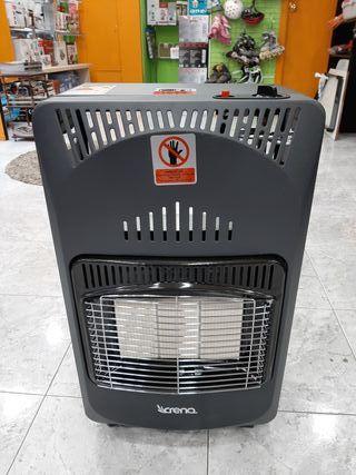 estufa de gas crena nueva