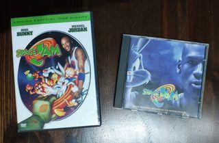 SPACE JAM ED. ESPECIAL 2DVD & BANDA SONORA CD