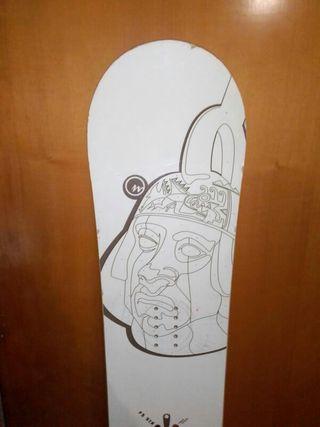 Tabla de Snowboard Quechua 155