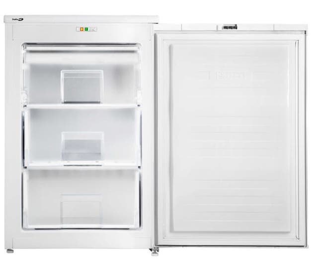 Congelador vertical 3 cajones