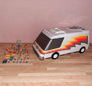 Caravana Micromachines 1991