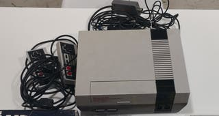 Consola Nintendo NES original