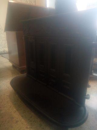 chimenea hergón frankin