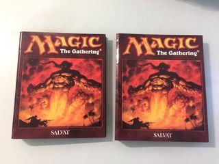 Guias y manuales de Magic The Gathering. Salvat