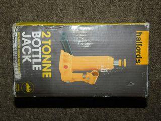 2 Tone bottle jack