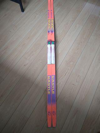 Esquís de Fondo Skating KASTLE RXC
