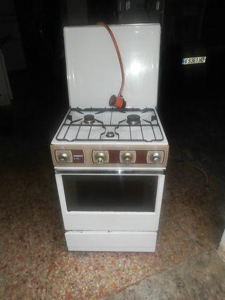 cocina aspes 3 fuegos
