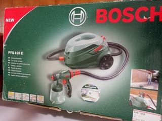 pistola para pintar Bosch