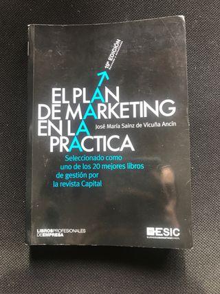 Libro el plan de marketing en la práctica