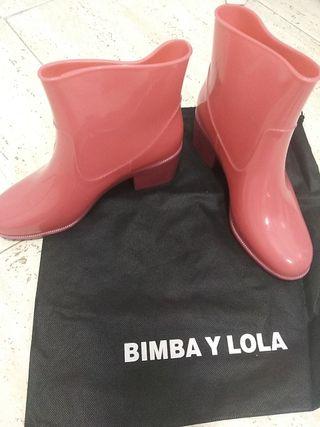 Botas agua BIMBA Y LOLA