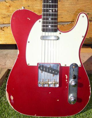 Fender Telecaster de luthier