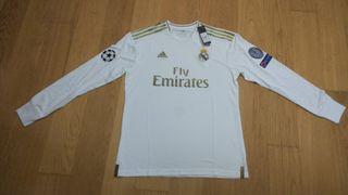 3 Camisetas Futbol Nuevas Real Madrid XL y S