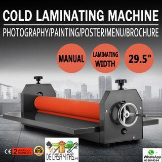Laminadora-Plegadora Manual en Frio 750mm de Ancho