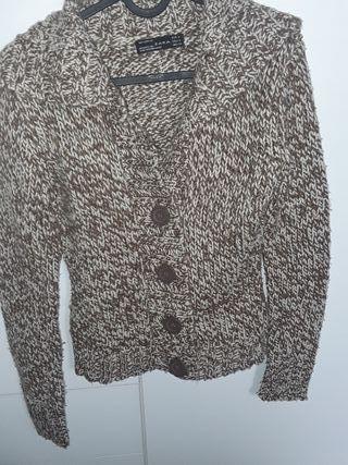 chaqueta estilo Jersey de mujer