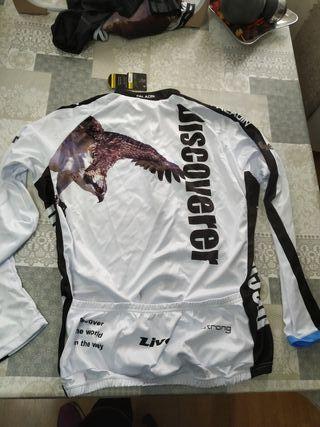 conjunto ciclismo XL