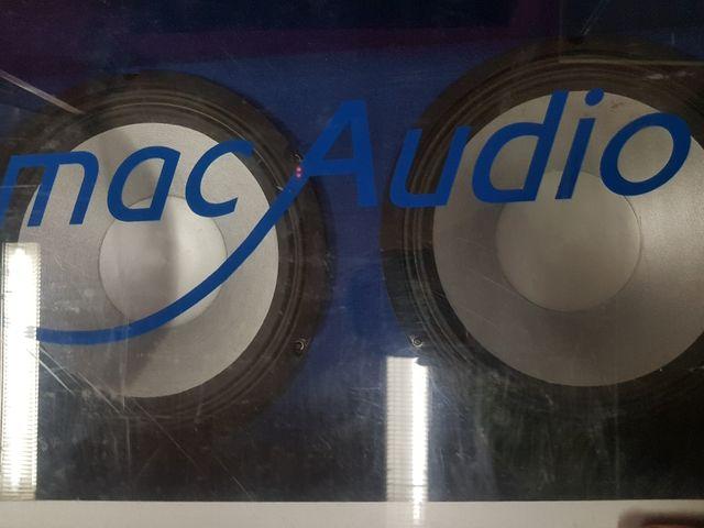 subwoofer Mac audio