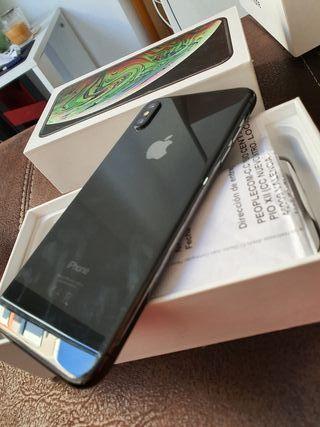 IPHONE XS MAX 64 GB Y 256 GB NEGRO