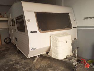 Caravana Vintage con documentación < 750kg