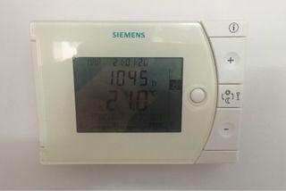 Termostato digital siemens