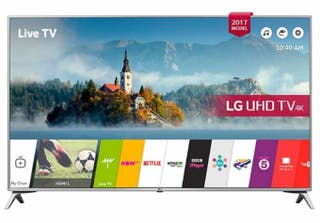 LG de 43¨ Ultra HD 4K / Smart TV / WiFi - 43UJ651V
