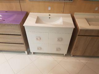 Mueble de baño 80x45 Z027P