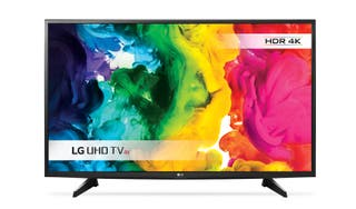 LG 43¨ 4K UltraHD / Smart TV / WiFi - 100HZ