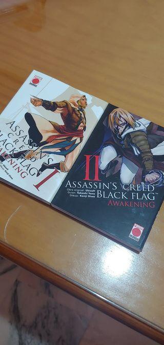 Assassin's Creed Black Flag Awakening completa