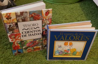 Lote libros infantiles ilustrados.