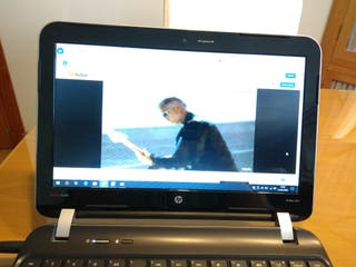Portátil HP Pavilion DM1 Dual Core 4Gb, 320Gb HDD