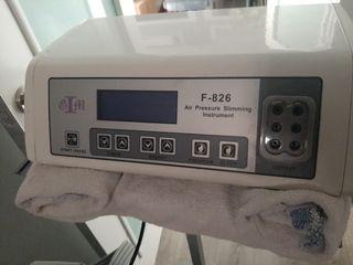 máquina de presoterapia