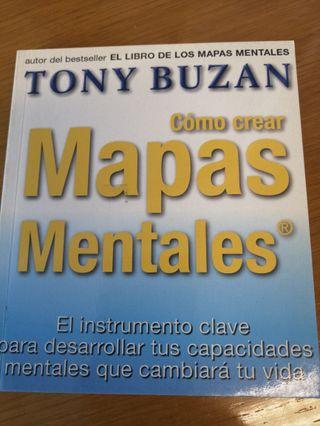Como crear mapas mentales, Tony Buzan
