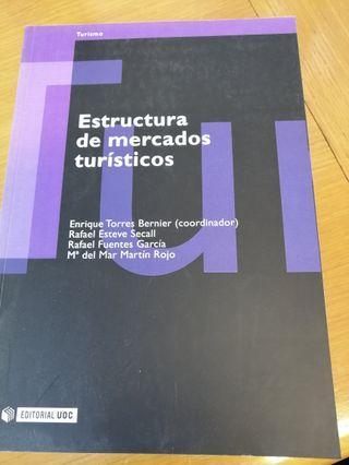 Estructura de Mercados Turísticos Ed. UOC