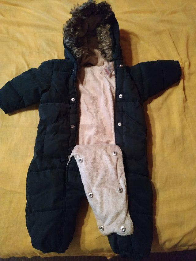 Buzo bebé Zara / Granota bebè Zara
